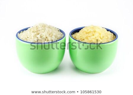 два риса внутри кофе продовольствие Сток-фото © Armisael