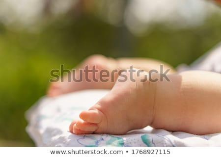 bébé · peu · garçon · heureux - photo stock © oneblink