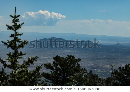 Sandia Mountains Tramway Stock photo © benkrut