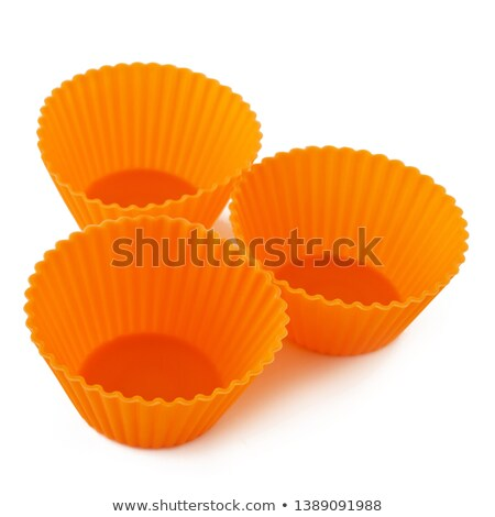 silicone baking cups Stock photo © jirkaejc
