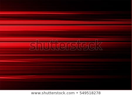 Red Motion Blur Stock photo © grivet