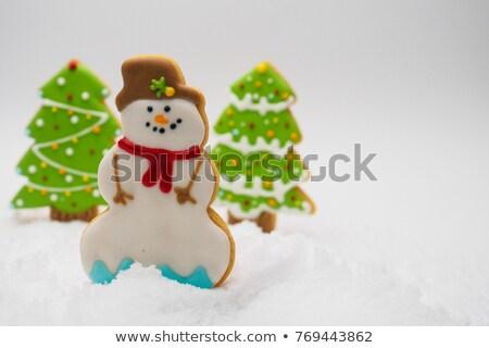 Natale · piatto · angelo · figurina · bianco - foto d'archivio © tab62