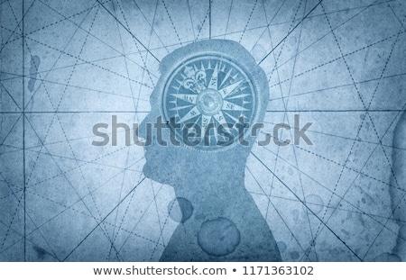 Stockfoto: Moral Compass