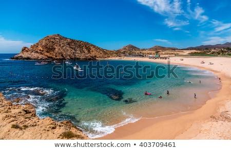 Cabo San Lucas Beach Stock photo © marcopolo9442