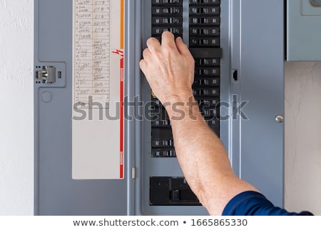 circuit breaker stock photo © pedrosala