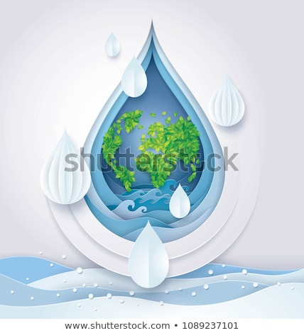 global water concept stock photo © lightsource