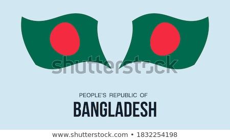 botão · Bangladesh · sol · mapa · país · mapas - foto stock © istanbul2009