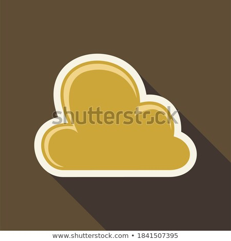 thermometer golden vector icon button stock photo © rizwanali3d
