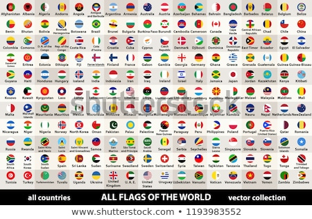 Brunei flag World flags Collection  stock photo © dicogm