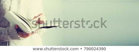 Book banners Stock photo © saransk