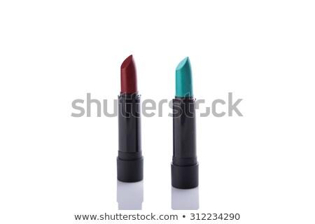 Bright edgy color lipsticks  Stock photo © Elisanth
