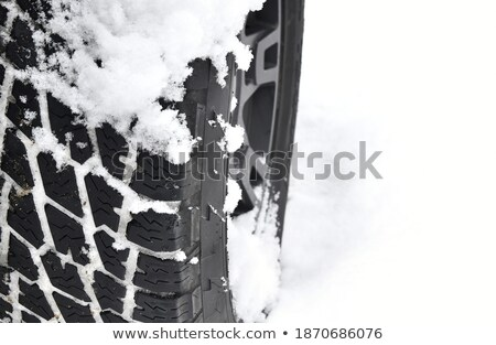 Hó textúra absztrakt terv háttér jég Stock fotó © Kotenko