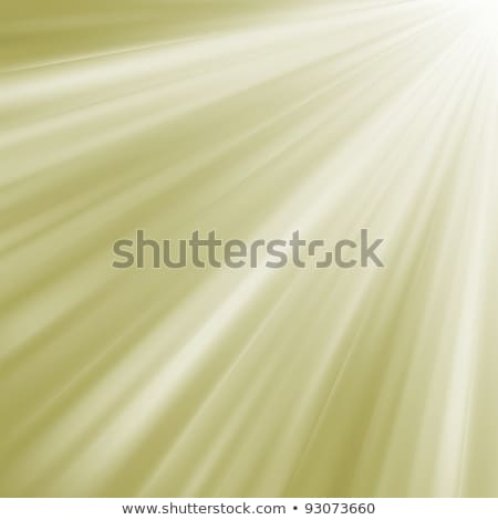 Stok fotoğraf: Elegant Burst On A Path Of Golden Light Eps 8
