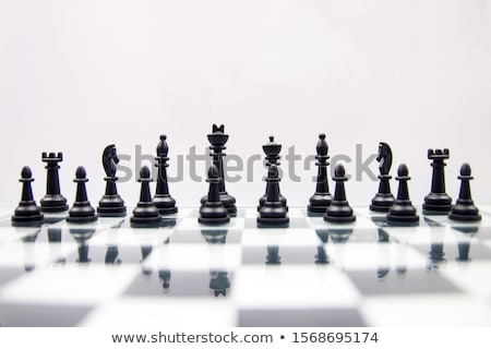 Chessboard Stock photo © simply