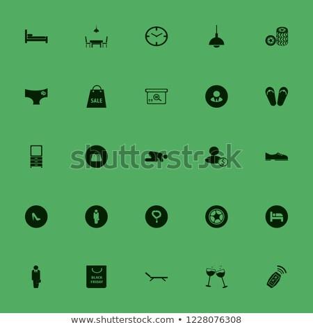 Código de barras blanco bragas mujer tecnología signo Foto stock © ssuaphoto