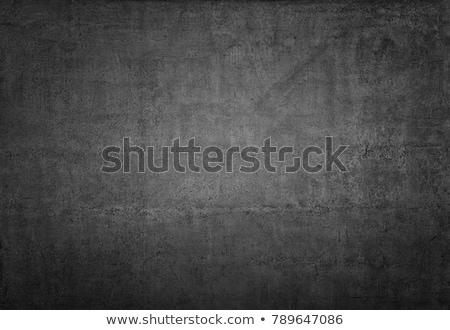 Foto stock: Oscuro · concretas · pared · superficie · textura