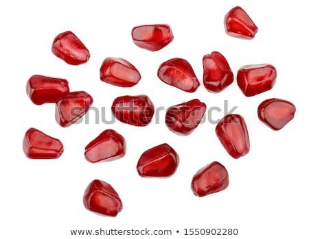 pomegranate grains Stock photo © bazilfoto
