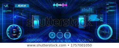 Navigation Control Concept Stock photo © Lightsource