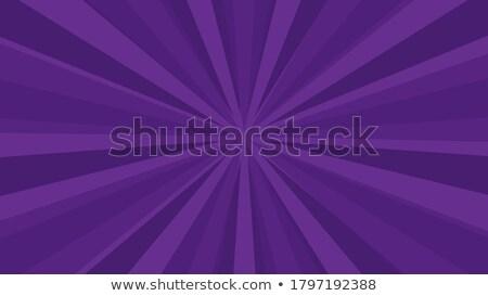 purple comic empty background with blast Stock photo © SArts