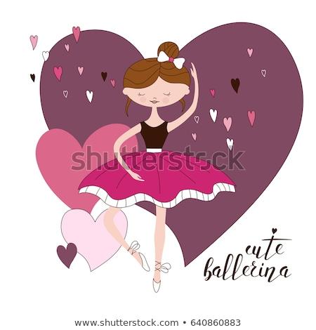 Сток-фото: женщину · балет · костюм · танцы · подготовки · танцовщицы