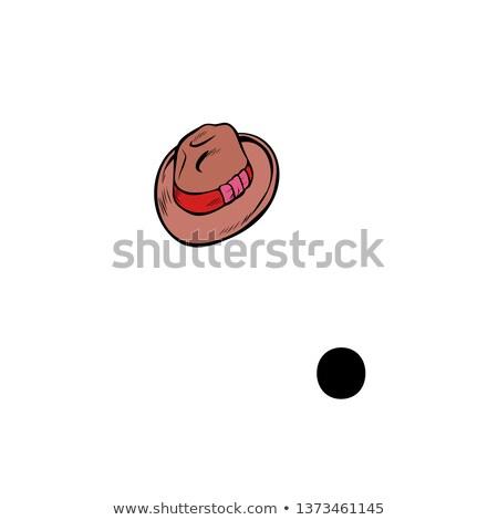Pełny punkt stop kropka ludzi biznesu sylwetka Zdjęcia stock © studiostoks
