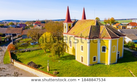 Assumption Church in Pilsen Stock photo © benkrut