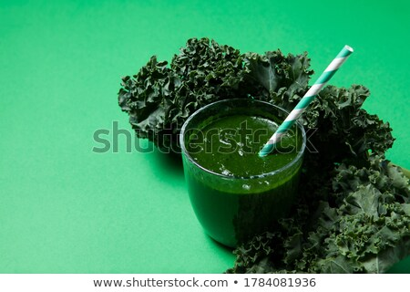Longevity spinach used as herbal medicine Stock photo © bdspn