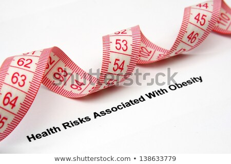 Unhealthy Diet Health Risk Stock photo © Lightsource