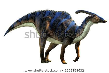 Parasaurolophus Stock photo © watcartoon