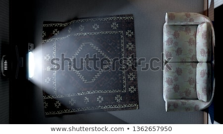 eski · duvar · kağıdı · oda · ışık · kâğıt · ev - stok fotoğraf © albund