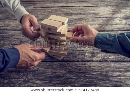 vecteur · affaires · nouvelles · réseau - photo stock © jossdiim