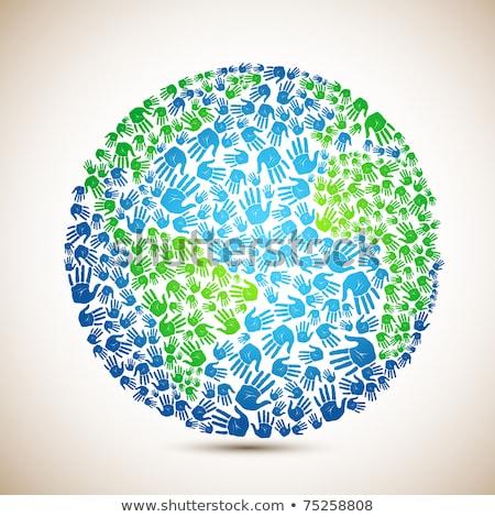 International business coordination abstract concept vector illustrations. Stock photo © RAStudio