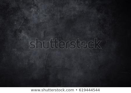 Fekete vászon szövet varr Stock fotó © Sarkao