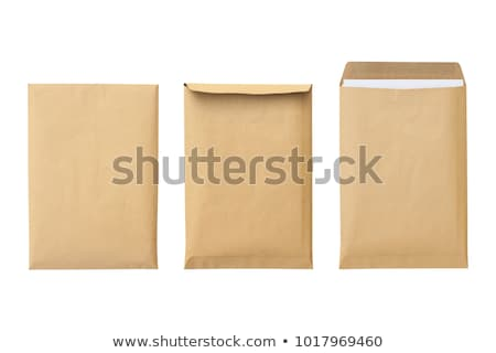 Brown Envelope   Stock photo © devon