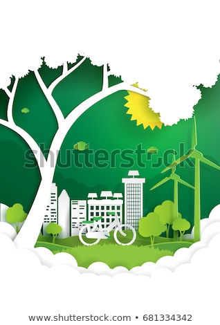Reforestation abstract concept vector illustration. Stock photo © RAStudio