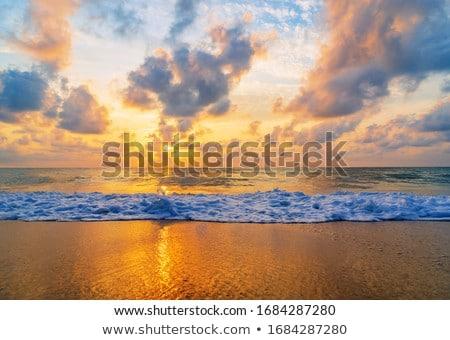Andaman Sea Shore Stock photo © PetrMalyshev