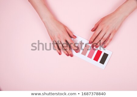 Choose pink Stock photo © Stocksnapper