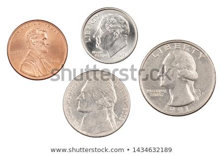 コイン · マクロ · ショット · お金 · 背景 - ストックフォト © devon
