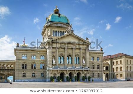 University of Bern in Swizerland Stock photo © boggy