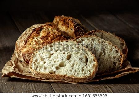 Traditional sourdough bread  Stock photo © grafvision
