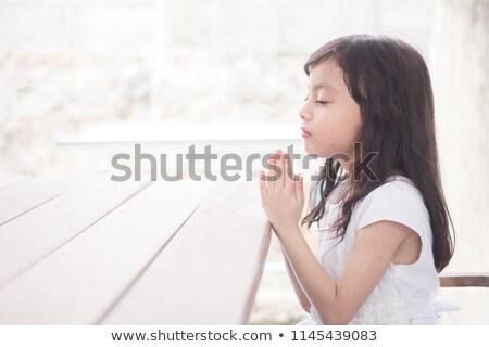 Little prayer Stock photo © aladin66