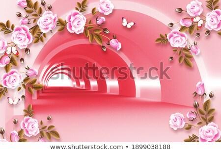 empty decorative tunnel stock photo © zzve