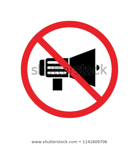 shhhh do not make noise stock photo © stockyimages