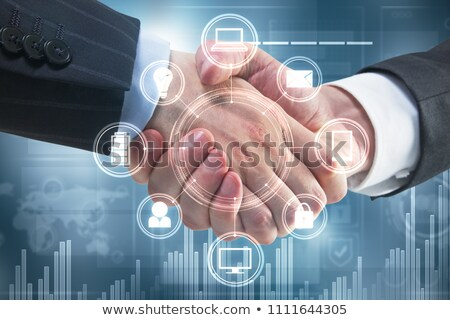3D Multi-Sided Diagrams Stock photo © cteconsulting
