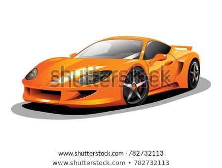 Vector Of Sport Car Stock photo © igorlale