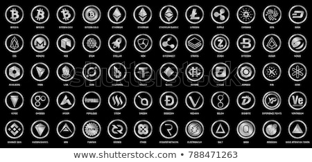 cardano crypto currency  Stock photo © OleksandrO