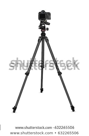 Photographer with Camera or Tripod and Photographs Stock photo © robuart