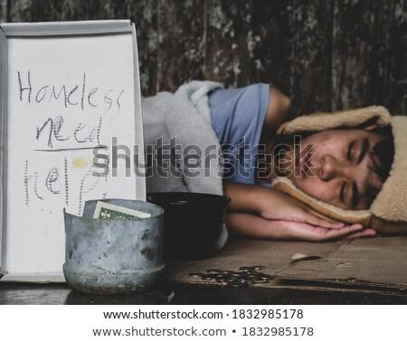 Kid rue de la ville ville urbaine clôture personne Photo stock © Lopolo