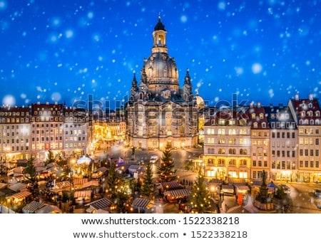 Frauenkirche Stock photo © oorka