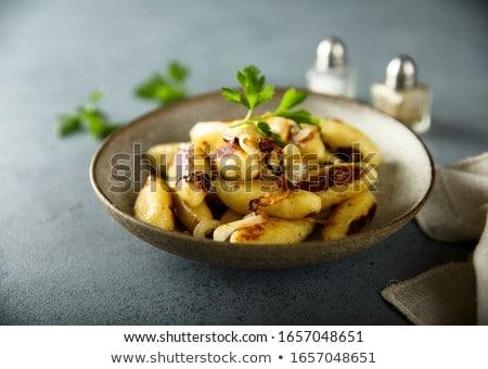 Potato dumplings stock photo © Digifoodstock